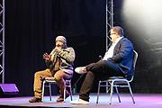 Dutch X-Mas Con is hét popcultuur evenement in Nederland, met een vleugje kerst! Tijdens deze editie zal Dutch X-Mas Con veel aandacht besteden aan cosplay, naast de gebruikelijke activiteiten zoals beroemde guests, tekenaars, dealers en nog veel meer.<br /> <br /> Op de foto:  Lee Arenberg