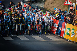 Men Elite race, UCI Cyclo-cross World Cup #8 at Hoogerheide, Noord-Brabant, The Netherlands, 22 January 2017. Photo by Pim Nijland / PelotonPhotos.com   All photos usage must carry mandatory copyright credit (Peloton Photos   Pim Nijland)