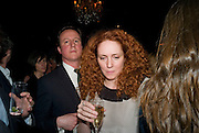 DAVID CAMERON; Rebekah Wade<br /> , Book launch for Citizen by Charlie Brooks. Tramp. London. 1 April  2009