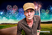 ChromaBooth - Fourth of July