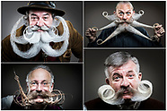 British Beard and Moustache Championships - 19 Aug 2018
