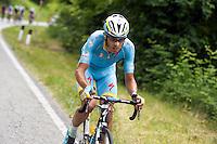Diego Rosa - Astana - 20.05.2015 - Tour d'Italie - Etape 11 : Forli / Imola <br />Photo : Sirotti / Icon Sport