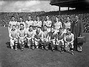 03/08/1952 <br /> 8/3/1952<br /> 3 August 1952<br /> GAA All Ireland Senior Football Semi Final Meath vs. Roscommon at Croke Park.