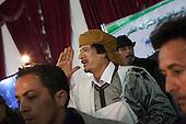 Khaddafi talk to the 34th anniversary of Jamahirya