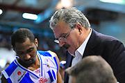 DESCRIZIONE : Sassari Lega A 2012-13 Dinamo Sassari - Armani Milano<br /> GIOCATORE :Meo Sacchetti<br /> CATEGORIA :Coach<br /> SQUADRA : Dinamo Sassari<br /> EVENTO : Campionato Lega A 2012-2013 <br /> GARA : Dinamo Sassari - Armani Milano<br /> DATA : 30/03/2013<br /> SPORT : Pallacanestro <br /> AUTORE : Agenzia Ciamillo-Castoria/M.Turrini<br /> Galleria : Lega Basket A 2012-2013  <br /> Fotonotizia : Sassari Lega A 2012-13 Dinamo Sassari - Armani Milano<br /> Predefinita :