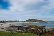 Beach at Ballyconneely, Connemara, Galway, Ireland