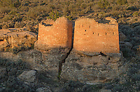 Twin Towers ruins, Hovenweep National Monument, Arizona