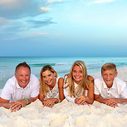 Montgomery (Cara) Family Beach Photos