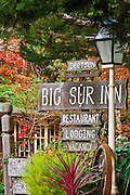 The Big Sur Inn, Big Sur, California USA