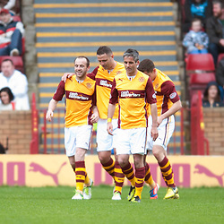 Motherwell v Ross County | Scottish Premier League | 12 May 2013