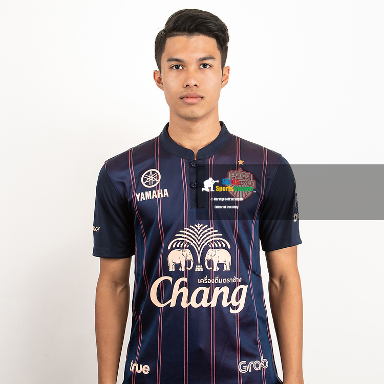 THAILAND - JUNE 26: Airfan Doloh #62 of Buriram United on June 26, 2019.<br /> .<br /> .<br /> .<br /> (Photo by: Naratip Golf Srisupab/SEALs Sports Images/MB Media Solutions)