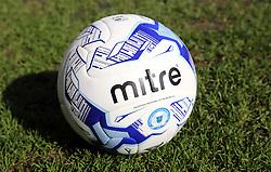 A general view of a Peterborough United branded EFL mitre match ball - Mandatory by-line: Joe Dent/JMP - 04/03/2017 - FOOTBALL - Coral Windows Stadium - Bradford, England - Bradford City v Peterborough United - Sky Bet League One