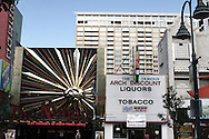 Reno/Tahoe, Nevada and California, street scenes and travel images