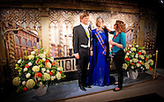 Willem-Alexander and Maxima Queen at Madame Tussauds