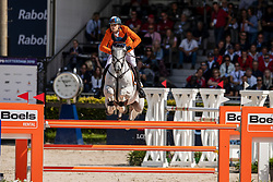 Kuipers Doron, NED, Charley<br /> European Championship Jumping<br /> Rotterdam 2019<br /> © Hippo Foto - Dirk Caremans<br /> Kuipers Doron, NED, Charley