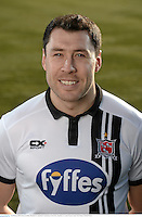 22 February 2016; Brian Gartland, Dundalk FC. Dundalk FC photoshoot. Oriel Park, Dundalk, Co. Louth. Picture credit: Paul Mohan / SPORTSFILE