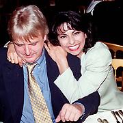 Laatste World Fantasy Dinershow, Laura Fygi en haar man Jacques Buhling