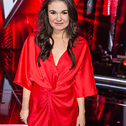 NLD/Hilversum/20180126 - The Voice of Holland 2017 show 1, Nienke Wijnhoven