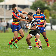 Rugby union gamed - Tawa Premier v Oriental Rongotai Premier, played at Tawa, Wellington, 28 March 2015.