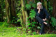 Brumadinho, MG - 09 de abril de 2010..Imagens do Centro de Arte Contemporanea Inhotim...Na foto, retrato do idealizador do Inhotim, Bernardo Paz...Foto: Bruno Magalhaes / Nitro