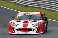 Alex Reed (GBR) / Joey Foster (GBR)  #51 Lanan Racing  Ginetta G55 GT4 British GT Championship at Oulton Park, Little Budworth, Cheshire, United Kingdom. May 28 2016. World Copyright Peter Taylor/PSP.