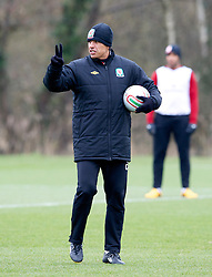 CARDIFF, WALES - Monday, March 25, 2013: Wales' manager Chris Coleman during a training session at the Vale of Glamorgan ahead of the 2014 FIFA World Cup Brazil Qualifying Group A match against Croatia. (Pic by David Rawcliffe/Propaganda)