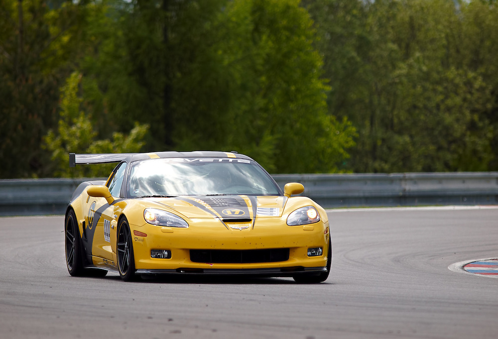 Race days - Chevrolet Corvette ZR GT