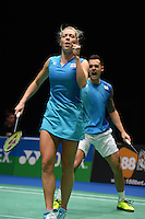 Chris and Gabby Adcock, Yonex All England 2016