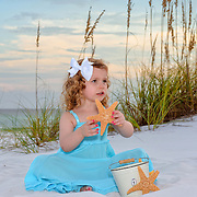 Hardy (Tracy) Family Beach Photos