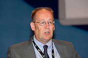 Dave Harvey, NUT, speaking at the TUC Conference 2010.