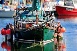 UK CORNWALL NEWLYN 10JUN08 - Fishing boats at Newlyn harbour in Cornwall, western England...jre/Photo by Jiri Rezac / WWF UK..© Jiri Rezac 2008..Contact: +44 (0) 7050 110 417.Mobile:  +44 (0) 7801 337 683.Office:  +44 (0) 20 8968 9635..Email:   jiri@jirirezac.com.Web:    www.jirirezac.com..© All images Jiri Rezac 2008 - All rights reserved.