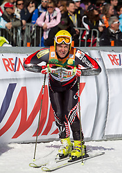 Ivica Kostelic of Croatia during 2nd Rund of Men's Giant Slalom of FIS Ski World Cup Alpine Kranjska Gora, on March 5, 2011 in Vitranc/Podkoren, Kranjska Gora, Slovenia.  (Photo By Vid Ponikvar / Sportida.com)