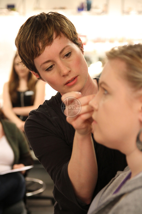 Opera Makeup Workshop.