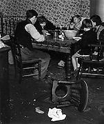 Unemployed miner, Jarrow, 1943