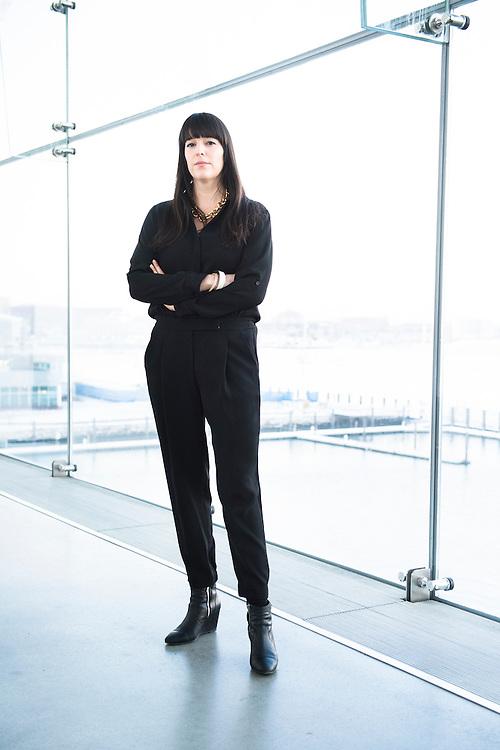 Eva Respini, Barbara Lee Chief Curator of the Institute of Contemporary Art, Boston