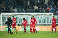 KAA Gent v Standard de Liege - 3 November 2017
