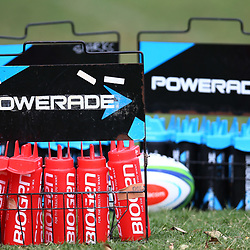 DURBAN, SOUTH AFRICA - APRIL 30: General views during the Cell C Sharks training session at Jonsson Kings Park on April 30, 2018 in Durban, South Africa. (Photo by Steve Haag/Gallo Images)