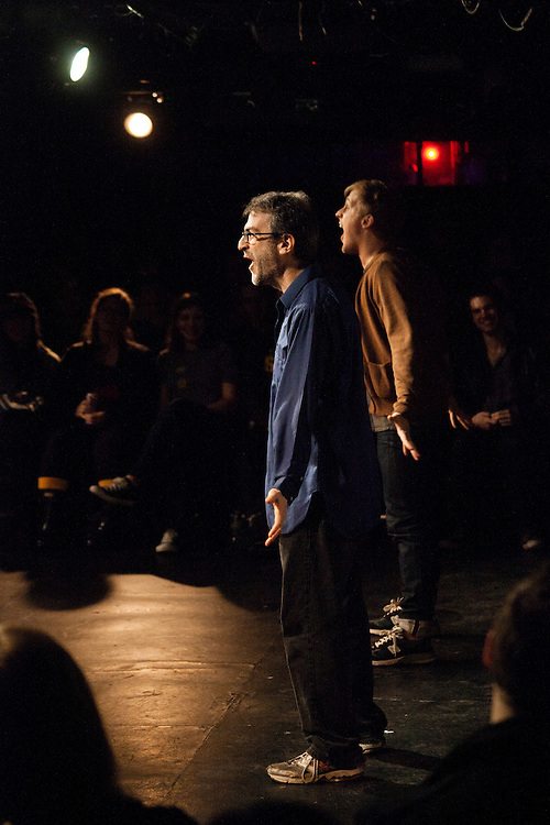Whiplash - All Music Edition - January 14, 2013 - UCB Theater - New York