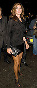 15.OCTOBER.2009 - LONDON<br /> <br /> CINDY CRAWFORD ARRIVING THE OMEGA CONSTELLATION 2009 LAUNCH PARTY AT AUTOMAT BAR, MAYFAIR.<br /> <br /> BYLINE: EDBIMAGEARCHIVE.COM<br /> <br /> *THIS IMAGE IS STRICTLY FOR UK NEWSPAPERS &amp; MAGAZINES ONLY*<br /> *FOR WORLDWIDE SALES &amp; WEB USE PLEASE CONTACT EDBIMAGEARCHIVE-0208 954 5968*
