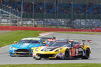 Yutaka Yamagishi (JPN) / Pierre Ragues (FRA) / Paolo Ruberti (ITA) #50 Larbre Competition Corvette C7.R, during during the first hour or the race  as part of the WEC 6 Hours of Silverstone 2016 at Silverstone, Towcester, Northamptonshire, United Kingdom. April 17 2016. World Copyright Peter Taylor.