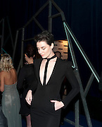 ERIN O'CONNOR, Grey Goose character and cocktails. The Elton John Aids Foundation Winter Ball. off Nine Elms Lane. London SW8. 30 October 2010. -DO NOT ARCHIVE-© Copyright Photograph by Dafydd Jones. 248 Clapham Rd. London SW9 0PZ. Tel 0207 820 0771. www.dafjones.com.