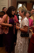 Gail Rebuck and Diana Melly. Book launch of Take A Girl Like Me - Life With George by Diana Melly. The Polish Club. Exhibition Rd. London. 21 July 2005. ONE TIME USE ONLY - DO NOT ARCHIVE  © Copyright Photograph by Dafydd Jones 66 Stockwell Park Rd. London SW9 0DA Tel 020 7733 0108 www.dafjones.com