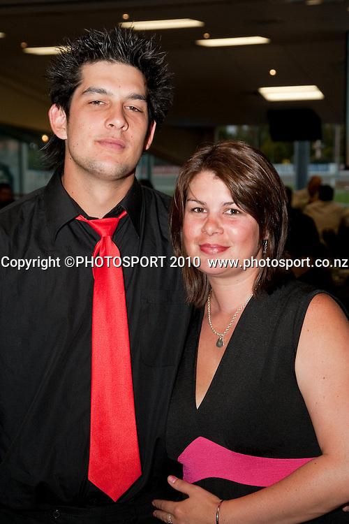 at the Softball - Auckland Fastpitch Championship Awards Evening, 2009-2010 at Alexandra Park, Auckland, Saturday 6 March 2010. Photo: Stephen Barker/PHOTOSPORT