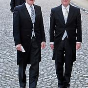 BEL/Brussel/20101120 - Huwelijk prinses Annemarie de Bourbon de Parme-Gualtherie van Weezel en bruidegom Carlos de Borbon de Parme, Tjeen Willink