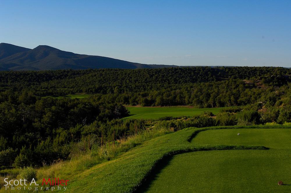 Espanola, N.M.:  July 13, 2006 ???  XXX on Paa Ko Ridge Golf Club in Sandia Park, N.M...Golfweek/Scott A. Miller