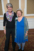 35 Years of Service Award Winners (lefft to Right)  Terry Swank and Cathy Waller