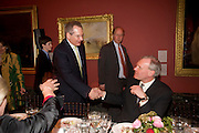 ROBERT WALEY-COHEN, Van Dyck private view and dinner. Tate Britain. 16 February 2009 *** Local Caption *** -DO NOT ARCHIVE -Copyright Photograph by Dafydd Jones. 248 Clapham Rd. London SW9 0PZ. Tel 0207 820 0771. www.dafjones.com<br /> ROBERT WALEY-COHEN, Van Dyck private view and dinner. Tate Britain. 16 February 2009
