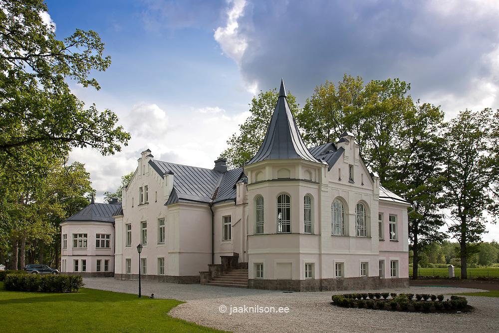 Eivere Manor, Järva County, Estonia, Europe