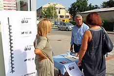 20120907 RACCOLTA FIRME CONTRO TRIVELLAZIONI A FOCOMORTO