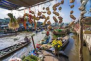 CHỢ NỔI TRÊN SÔNG- Floating market